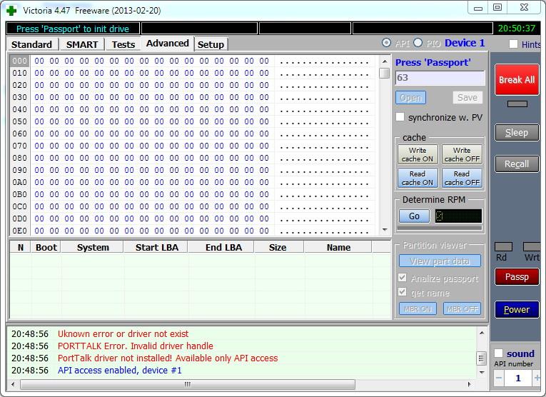 Программа victoria hdd: проверка жесткого диска подробная инструкция.