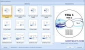 Скриншот №2 к программе RonyaSoft CD DVD Label Maker