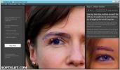Скриншот №1 к программе Portrait Professional Studio