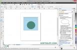 Скриншот №1 к программе CorelDRAW Graphics Suite
