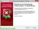 Скриншот №1 к программе Anti-Phishing Domain Advisor