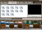 Скриншот №2 к программе Photo MovieTheater