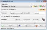 Скриншот №1 к программе MultiBoot USB