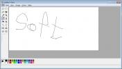Скриншот №1 к программе Paint XP