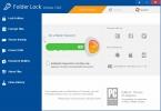 Скриншот №1 к программе Folder Lock