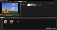 Скриншот №1 к программе Corel VideoStudio Pro