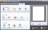 Скриншот №2 к программе Smart PDF Converter Pro