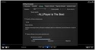 Скриншот №4 к программе ALLPlayer