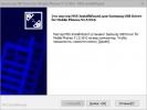 Скриншот №1 к программе SAMSUNG USB Driver for Mobile Phones