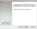 Скриншот №3 к программе XNA Framework Redistributable