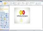 Скриншот №2 к программе EximiousSoft Logo Designer