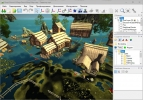 Скриншот №1 к программе NeoAxis 3D Engine