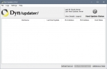 Скриншот №1 к программе Dyn Updater