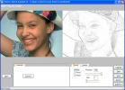 Скриншот №1 к программе Photo to Sketch
