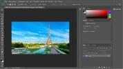 Скриншот №1 к программе Adobe PhotoShop