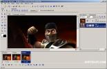 Скриншот №1 к программе Ulead Gif Animator