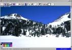 Скриншот №1 к программе Brush Strokes Image Editor