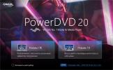 Скриншот №1 к программе Cyberlink PowerDVD Ultra