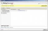 Скриншот №1 к программе Sticky Password Premium