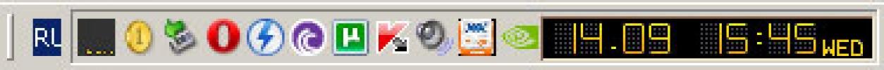 Скриншот №2 к программе Atomic Alarm Clock