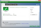 Скриншот №1 к программе Microsoft Security Essentials
