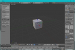 Скриншот №1 к программе Blender 3D