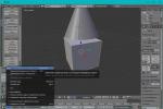 Скриншот №2 к программе Blender 3D