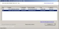 Скриншот №1 к программе HDD Low Level Format Tool