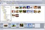 Скриншот №1 к программе UltraSlideshow Flash Creator Pro