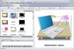 Скриншот №2 к программе UltraSlideshow Flash Creator Pro