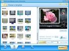 Скриншот №2 к программе iPixSoft Flash Slideshow Creator
