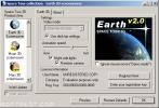 Скриншот №1 к программе Earth 3D Space Tour