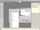 Скриншот №1 к программе Business Designer Card Plus