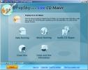 Скриншот №1 к программе Pepsky Free Audio CD Maker